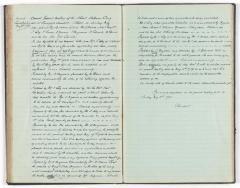 Meeting Minute Original Page, 8 May 1920