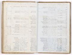 Birth records, 1852-1862