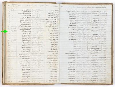 Esther Rheuben birth record