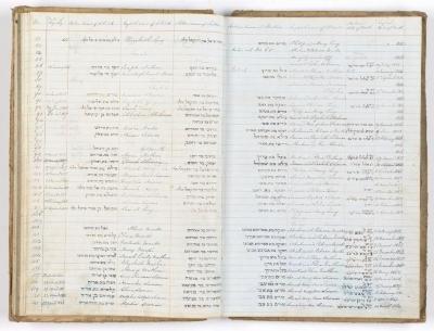 Elizabeth Levy birth record