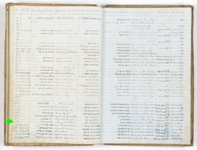 Henry Nathan birth record