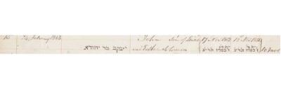 John Solomon death record