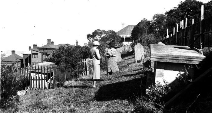 Photograph - Jewish Cemetery - Hobart.
