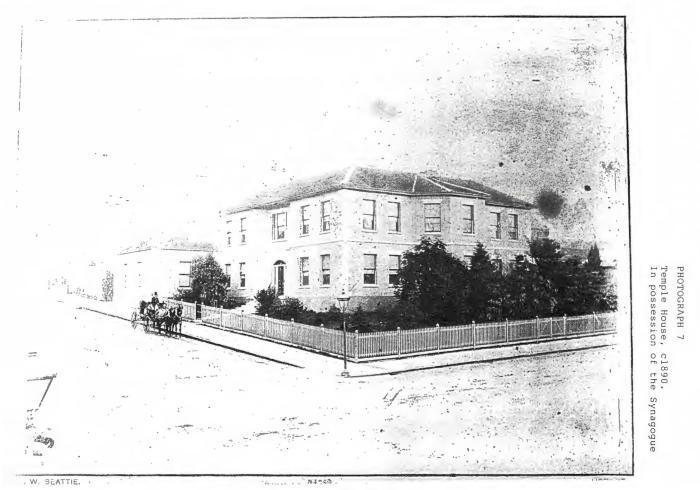 Temple House c1890