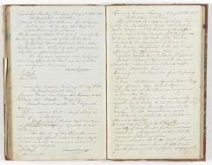 Meeting Minute Original Page, 1 August 1850 - 18 August 1850